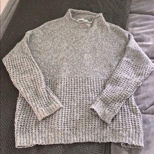 Grey American Eagle Sweater